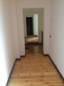 korytarz na IV piętrze