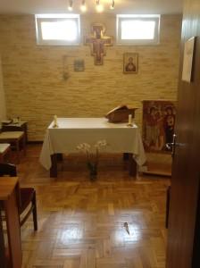 Kaplica klasztorna