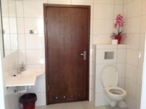 Prysznic z WC na III piętrze