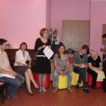 Spotkanie podsumowujące projekt w Ługańsku