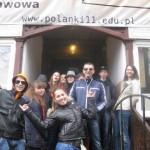 Zwiedzanie-ukraińskimi-uczestnikami-polskiej-szkoły