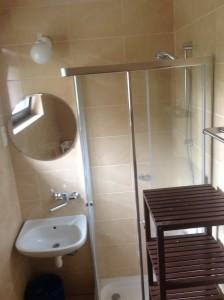Prysznic na II piętrze -  strona prawa