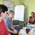 Spotkanie w  Polskim Centrum Mediacji (oddział w Sopocie)