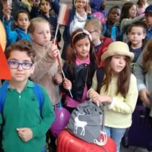 Polsko-niemieckie spotkanie dzieci w Hamburgu