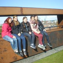 Wymiana młodzieży z Neustadt i Gdańska