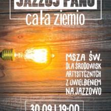 Uwielbienie na jazzowo – 30.09, 19:00
