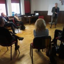 Organizacja wymian międzynarodowych – szkolenie